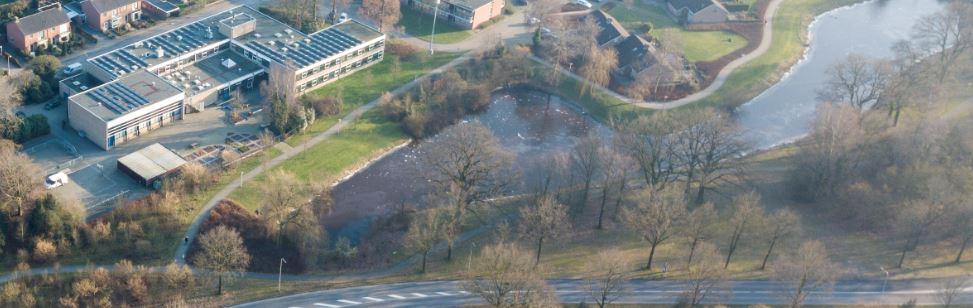 Luchtfoto De Maat